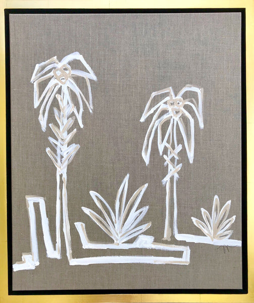 White Palm Study II