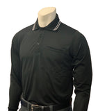 "BBS308 - NEW Smitty High Performance ""BODY FLEX"" Style Long Sleeve Umpire Shirts - Available in 3 Color Combinations"