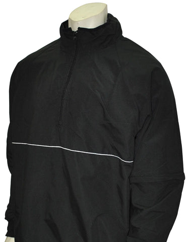 BBS323-Smitty Convertible Half Sleeve Pullover Jacket
