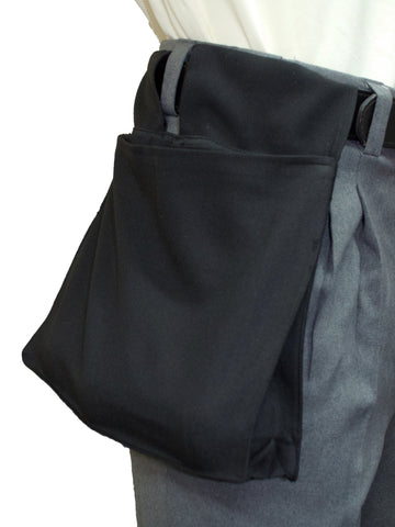 BBS383-Smitty Deluxe Ball Bag w/ Expandable Insert - Available in Black and Navy