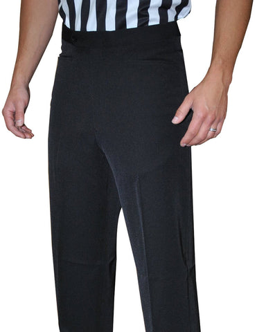 "BKS290 - ""NEW TAPERED FIT PANTS"" Smitty 4-Way Stretch Flat Front Pants w/Western Cut Pockets"