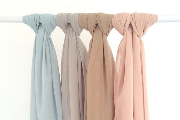 How to Keep Your Chiffon Hijabs Looking New!