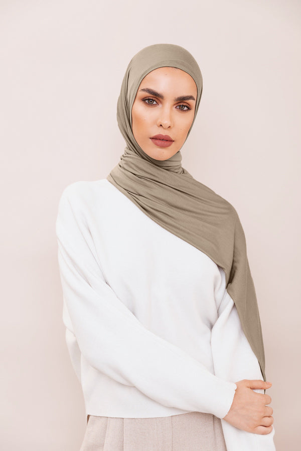 Desert Instant Hijab | VOILE CHIC | Pre-Sewn Instant