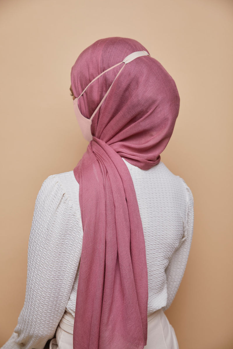 (Hijab Friendly) Mask Extenders - Neutral (Pack of 3)