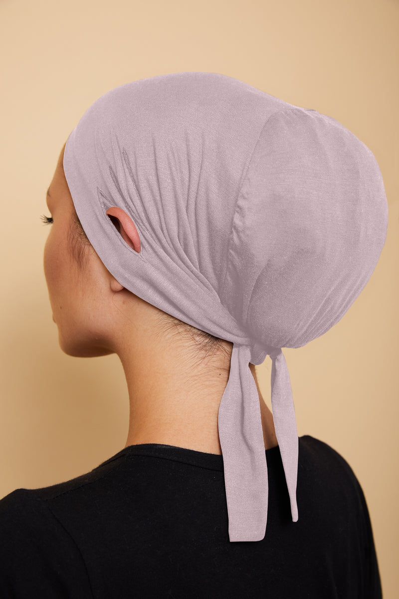 Ear Slit Under Scarf | Sphinx