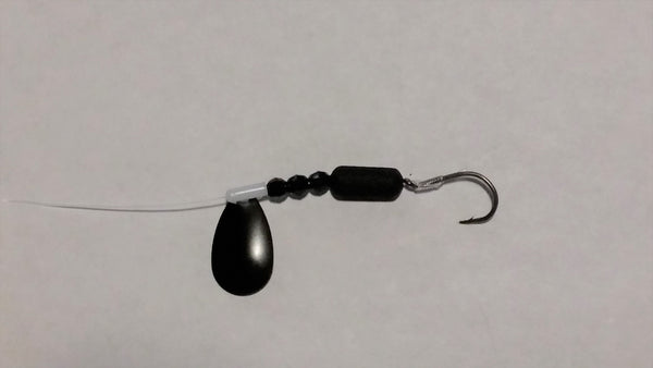 Solid Color Indiana Spinner Rig