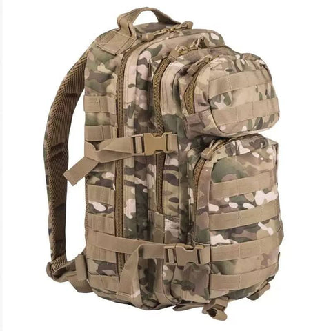 Rygsæk US Assault Multicam - Small