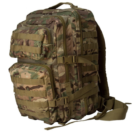 Rygsæk US Assault - Multicam - Large - 36 liter - Molle system