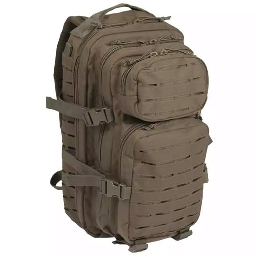 Mil-Tec Rygsæk US Assault Pack Small Laser Cut Olive