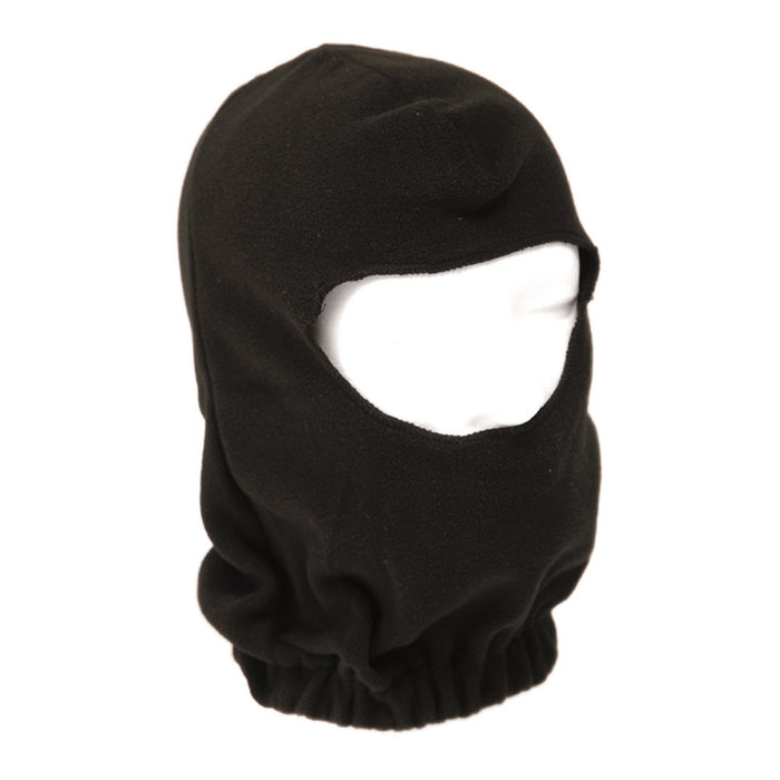 Mil-Tec Balaclava i Fleece - Black