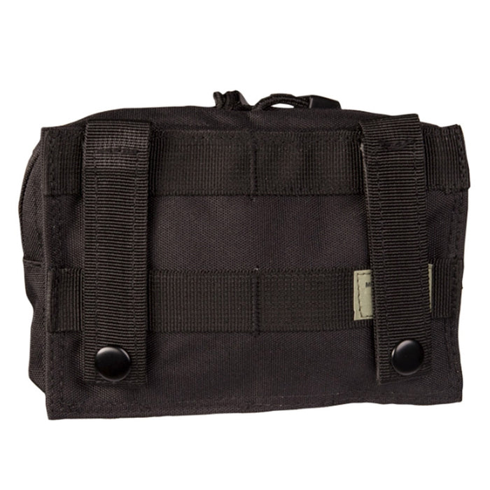 Mil-Tec Dark Black Molle Belt Pouch Small