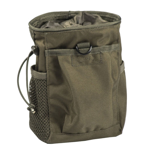 Mil-Tec Olive Molle Empty Shell Pouch