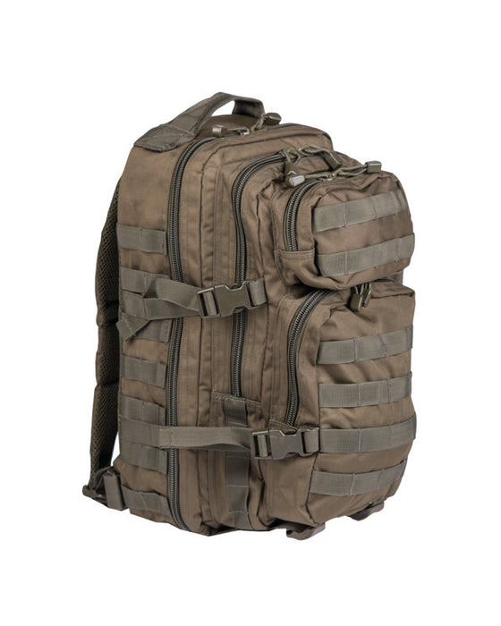 Rygsæk US - Olive - Small - Molle system