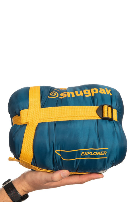 Snugpak Basecamp Explorer Kids - Børnesovepose.