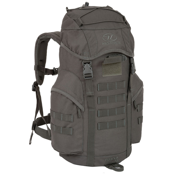 Highlander Outdoor Rygsæk - Forces 33 Liter Grey