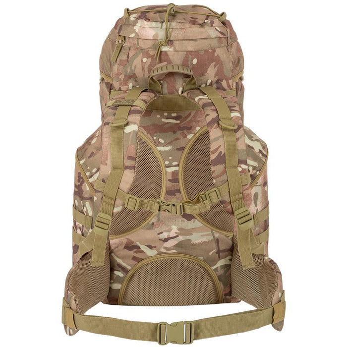 Highlander Outdoor vandrerygsæk - 44 liter - Multicam