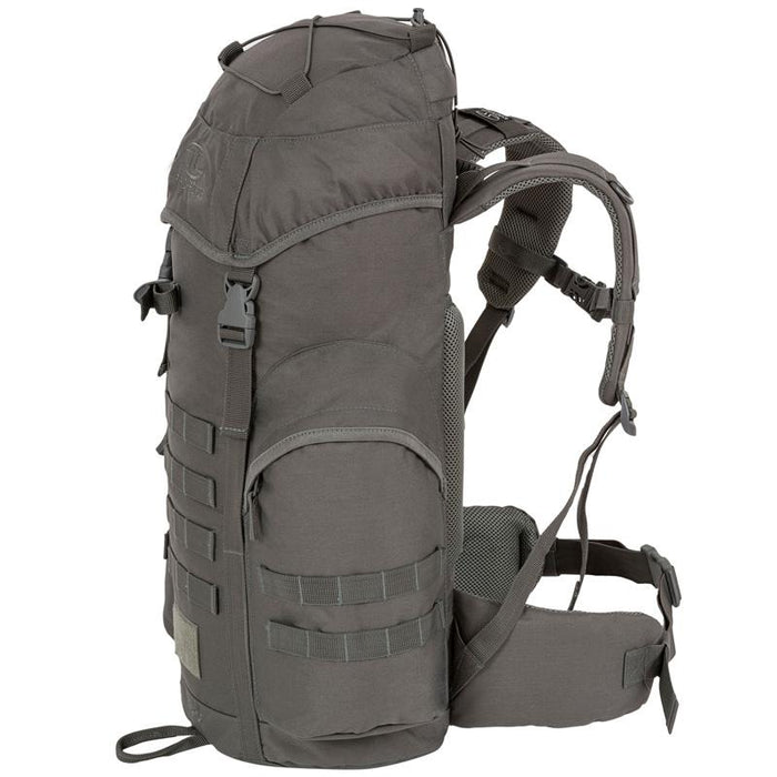 Highlander Outdoor vandrerygsæk - 44 liter - Forces Grey