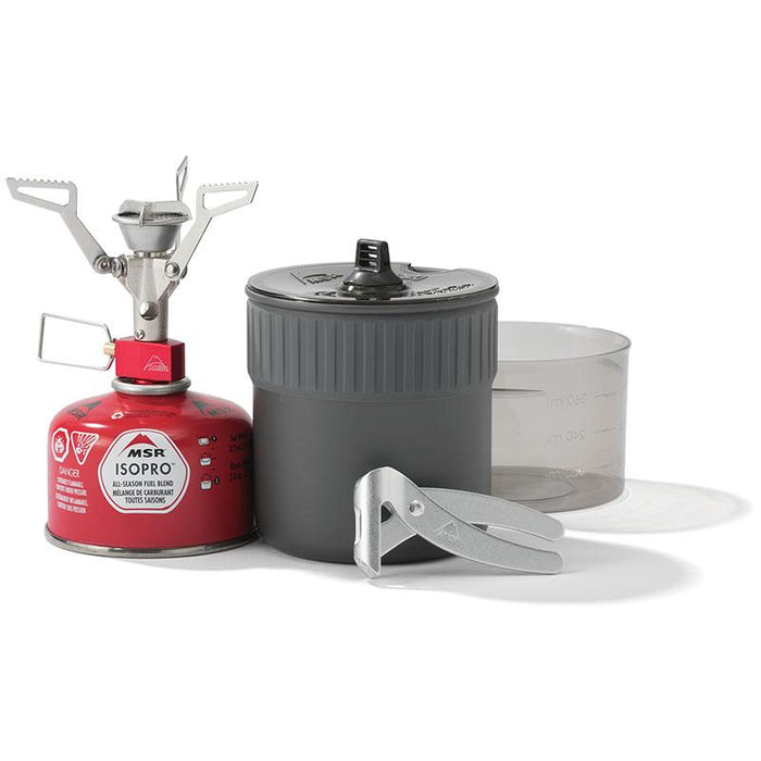 MSR Pocket Rocket 2 Mini Stove Kit - Stormkøkken