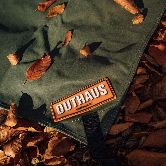 Outhaus Canvas Tarp - 3x3 meter