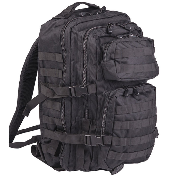 Rygsæk US Assault - Black - Large - 36 liter - Molle system