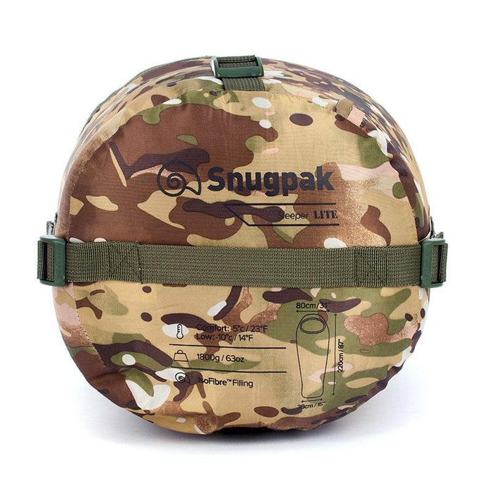 Snugpak Sleeper Lite sovepose - multicam