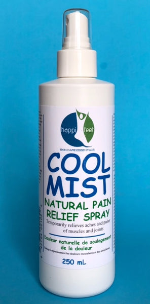 Happi-Feet Cool Mist Spray 250mL