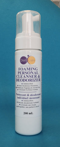 DeriCare - Foaming Personal Cleanser & Deodorizer 200 mL
