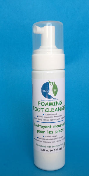 Happi-Feet Foaming Foot Cleanser 200mL