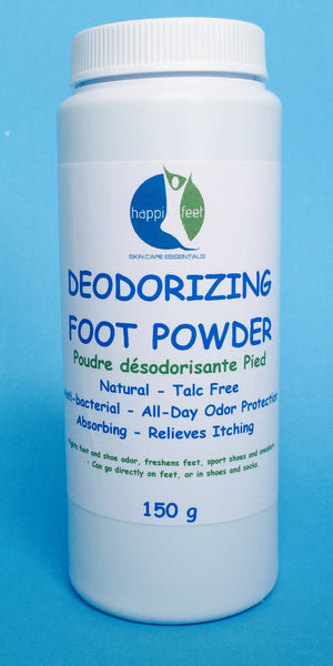 Happi-Feet Deodorizing Foot Powder 150g