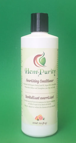 HemPurity Nourishing Conditioner 500mL
