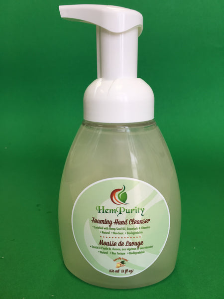 HemPurity - Foaming Hand Soap 236mL