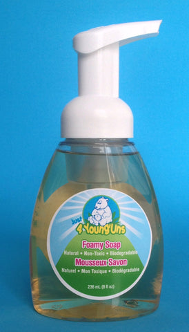 Just 4 Young'Uns - Foamy Soap 236 mL