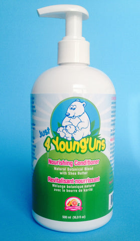 Just 4 Young'Uns - Nourishing Hair Conditioner 500 mL