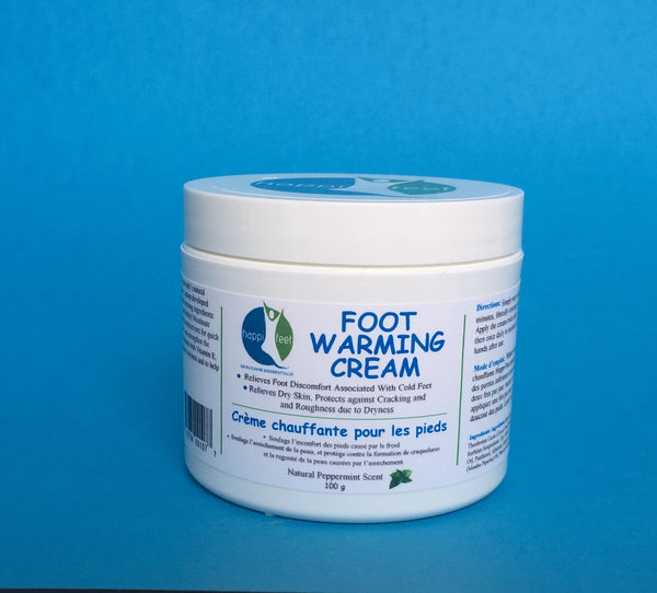 Happi-Feet Foot Warming Cream 100g