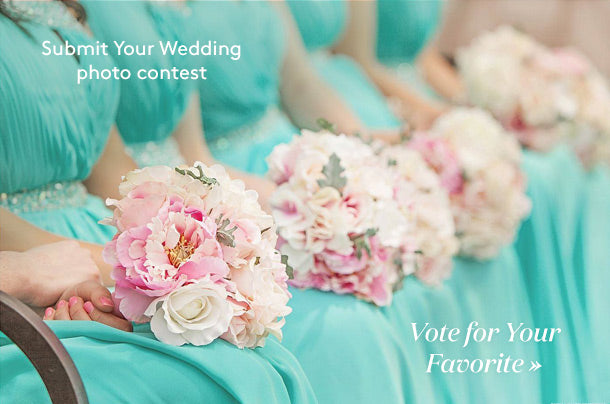 Submit Your Afloral Wedding Contest Voting