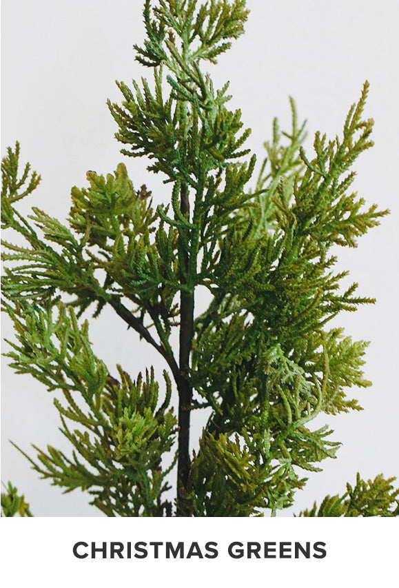 Holiday Greenery Artificial Pine