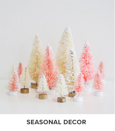 Christmas Decorations | Holiday Trees and Decor