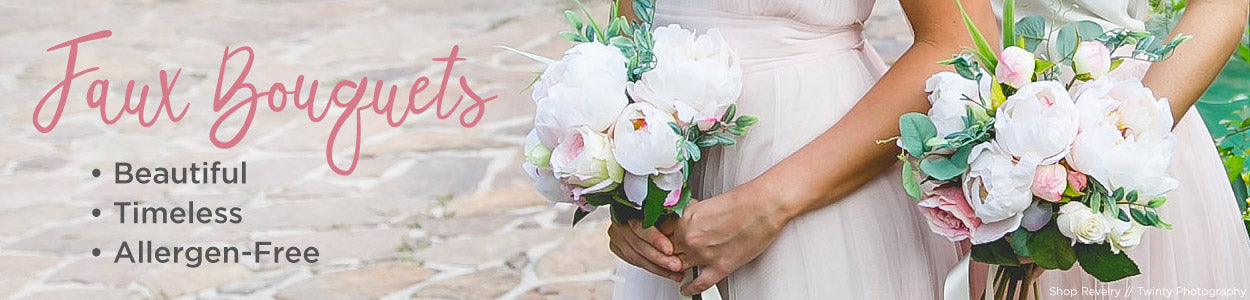 Silk Wedding Bouquets | Silk Wedding Flowers | Artificial Bouquets ...