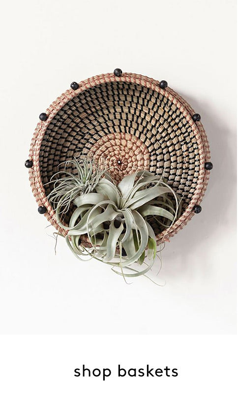 Baskets for Flower Arrangements | House Plant Baskets