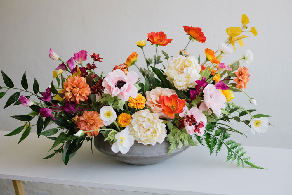 DIY Floral Arrangement