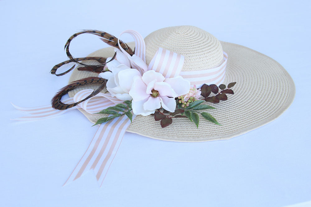 How To Make A Kentucky Derby Hat