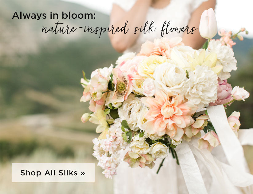 Welcome to afloral your floral decorating company always in bloom nature inpsired silk flowers junglespirit Images