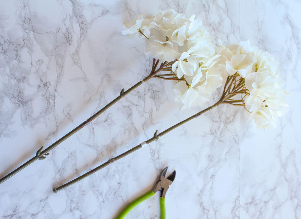 How To Make A Silk Flower Bouquet