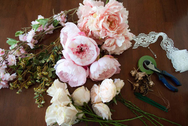How To spring bouquet