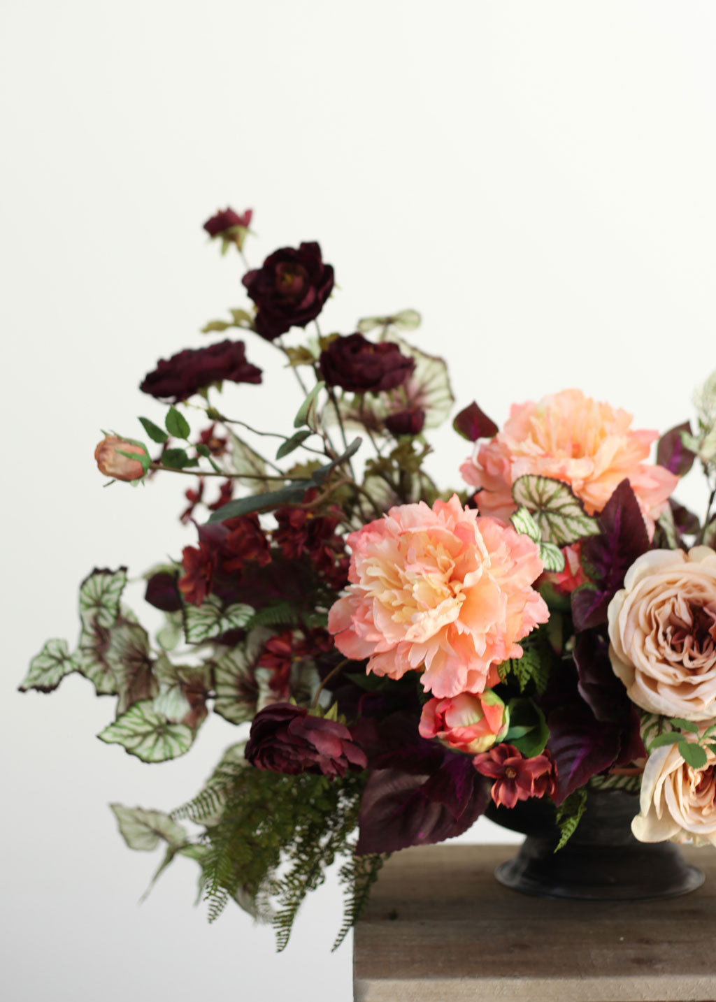 Diy Silk Flower Arrangement Afloral
