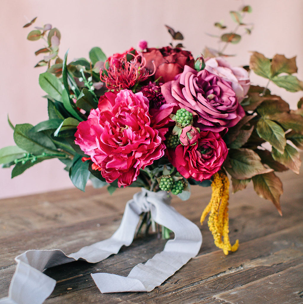 DIY Create and Repurpose Bouquet