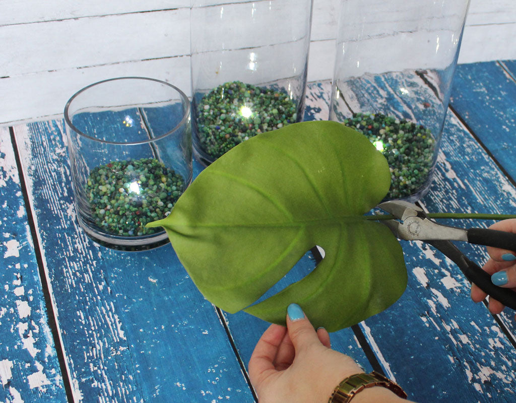 Submersible Flower Centerpiece