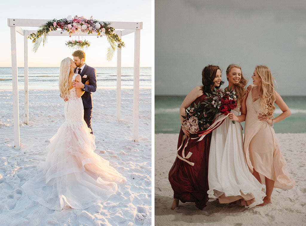 Beach Wedding Bouquets