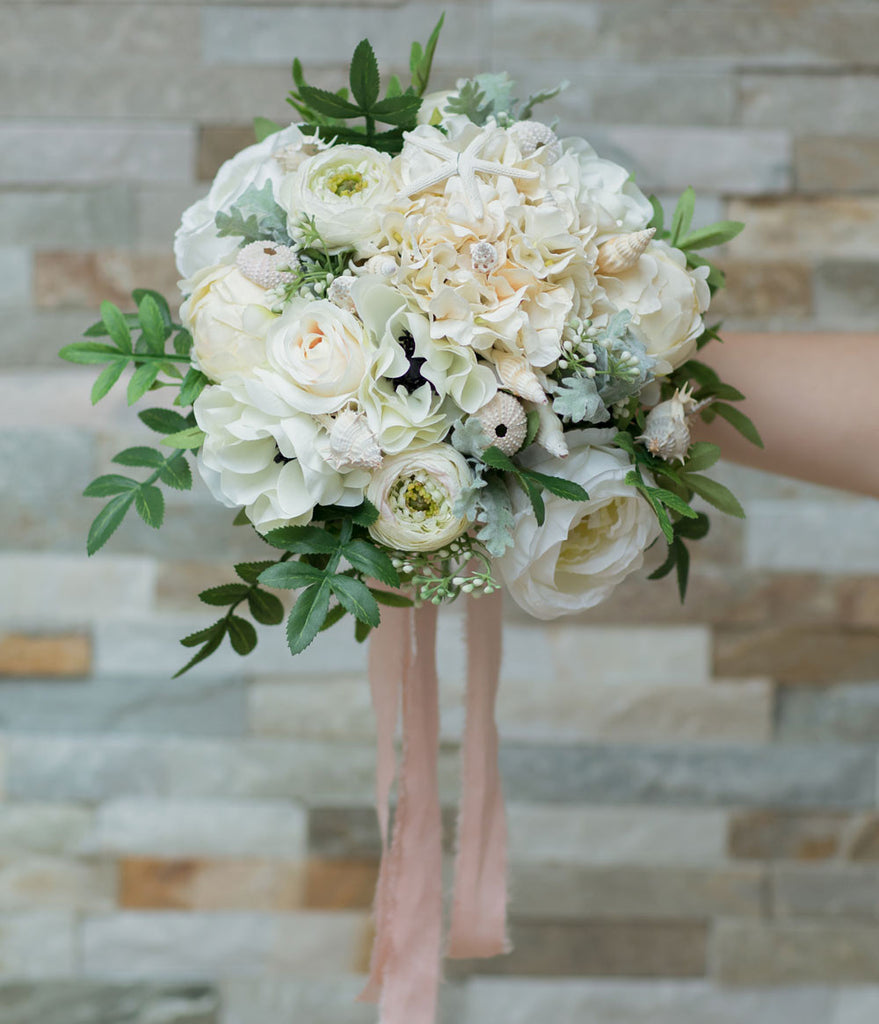 Beach wedding bouquet afloral beach wedding bouquet izmirmasajfo