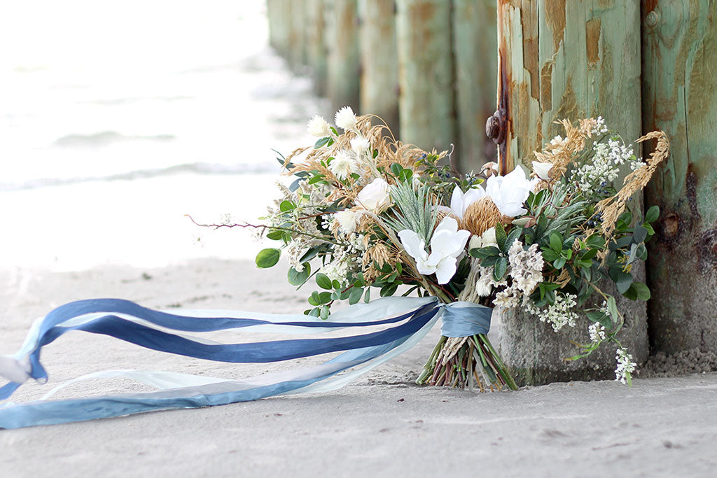Beach Wedding Bouquet Ideas